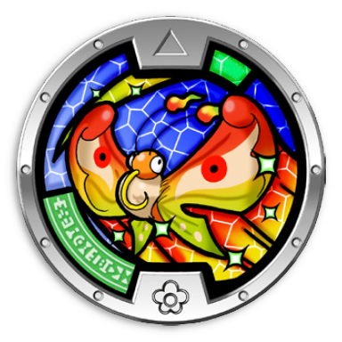 Enerfly Medal Yo Kai Watch Wiki Yokai Watch Fans Forum