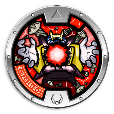 B3 Nk1 Medal Yo Kai Watch Wiki Yokai Watch Fans Forum
