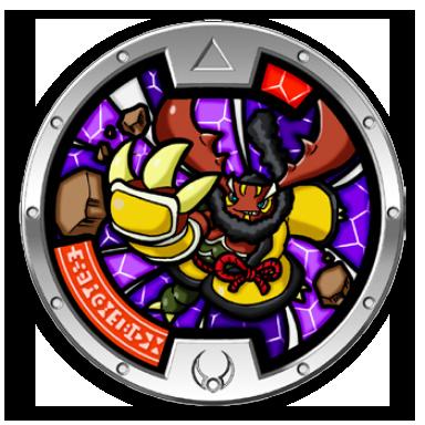 Cruncha Medal Yo Kai Watch Wiki Yokai Watch Fans Forum