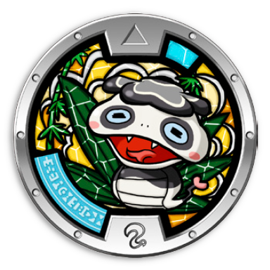 Pandanoko medal yo kai watch wiki yokai watch fans for Decoration yo kai watch